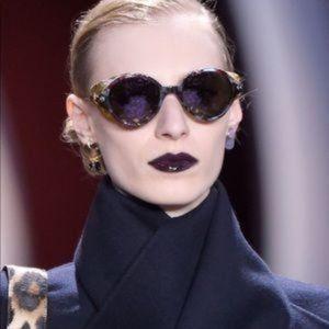 Christian Dior UMBRAGE 52mm Havana Purple